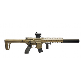 88 gr Co2 Airgun Sig Sauer MCX FDE 4,5 mm (.177) BB / Diabolo