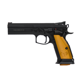 9mm Vuurwapen CZ 75 TS Orange