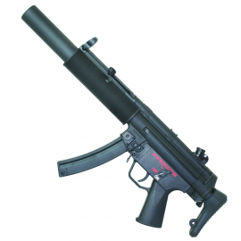 AEG Airsoft Classic Army CA 5 SD6 mp5