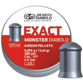 4,52mm/.177 JSB Exact MonsterDiabolo