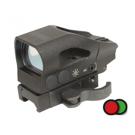 Red Dot Sight compact red&green (picatinny rail)