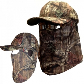 Browning Pet met Camo net