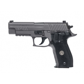 9MM SIG SAUER P226 Legion Full-Size (model double action) Vuurwapen