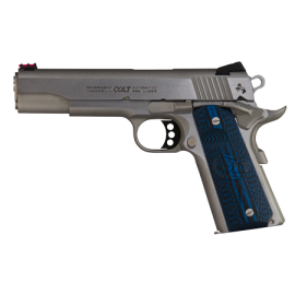 Stainless Steel Colt Competition Pistol™ 9MM