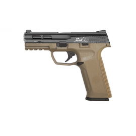 Airsoft GBB XAE pistol gas blow back - Dual Tone