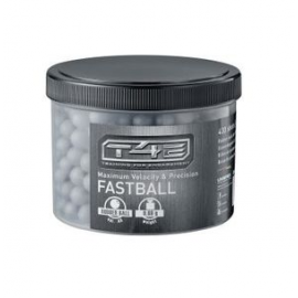 T4E Blackballs cal. .43, fastball content: 430 shots