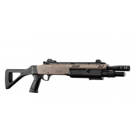 airsoft spring FABARM STF/12-11 Compact Spring Shotgun (Dark Earth)