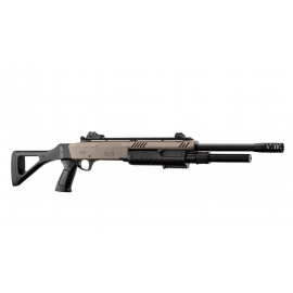 airsoft spring FABARM STF/12-11 full size Spring Shotgun (Dark Earth)