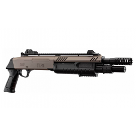 airsoft spring FABARM STF/12-11 Short Spring Shotgun (Dark Earth)