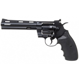 Diana Raptor 4'' CO2 Revolver Airgun 4,5mm pellet