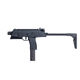 airsoft GBB MP9 A3, black