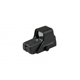 Dot sight, advanced 551, red/green, 21mm mount