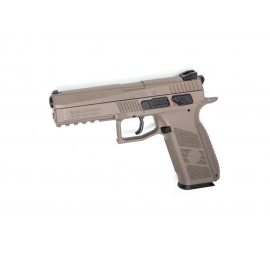 CO2 airgun CZ P-09 Pellet Airgun - FULL FDE