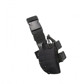 Mid-size thigh holster w. quick release