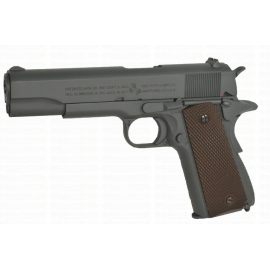 CO2 airsoft Colt 1911 100Th Anniversary grey metal