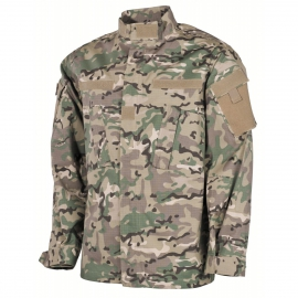 US field jacket operation-camo