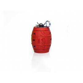Impact grenade GBB 6mm airsoft Storm Grenade 360, RED
