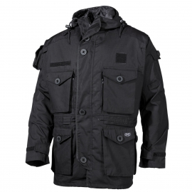 Commando Jacket Smock, zwart