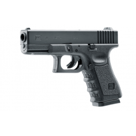 CO2 airgun Umarex type GLOCK 19 steel BB 4,5mm