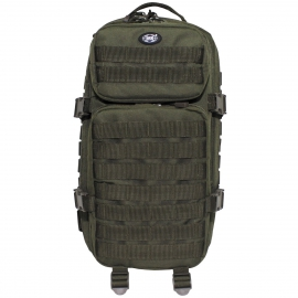 Rugtas Backpack Assault I, oliv
