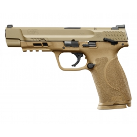 9m Smith & Wesson M&P 9 M2.0 5 Inch TAN Vuurwapen