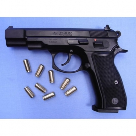 8mm Alarm CZ 75 Bankpistool black