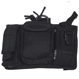"MOLLE Mobile Phone Bag, ""MOLLE"", black"