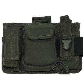 "MOLLE Mobile Phone Bag, ""MOLLE"", OLIVE"