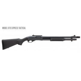C.12 Remington 870 Express tactical