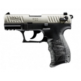 Walther P22Q Standaard Nickel