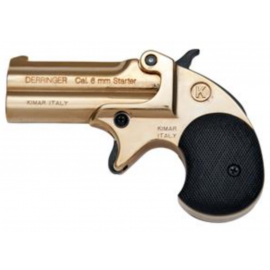 6mm Alarm DERRINGER 6 mm Gold