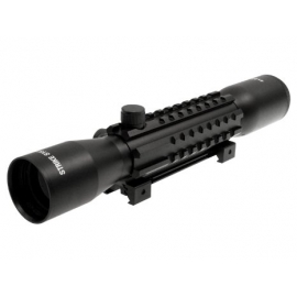 Airsoft Scope, 4X32 3Sided rail