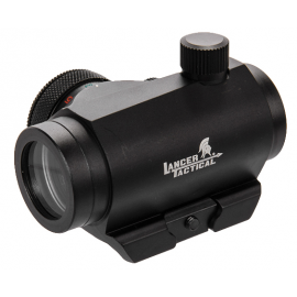 Mini point red & green dot sight lancer tactical
