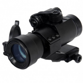 Lancer Tactical Red & green dot sight met weaver montage Cantilever