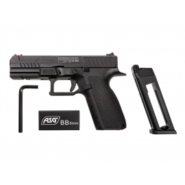 CO2 airsoft gun type glock bitone Brand Asg License Type Airsoft Commander XP18