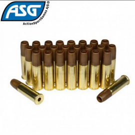 Shells Dan Wesson Revolver (25 shells) 4,5mm Steel bb