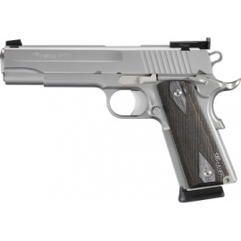 .45 Sig Sauer 1911 STAINLESS TARGET