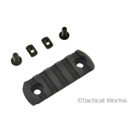 TiKKA T3 TAC A1 M-LOK Aluminum Rail Section - 5 Slot