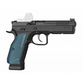 9mm CZ SHADOW 2 OPTIC READY Black/Blue