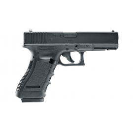 4,5mm CO2 steel bb type glock Airgun real blowback UMAREX