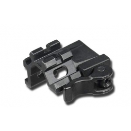Angle Rail UTG Quad 1 slot 45 mm 16 mm