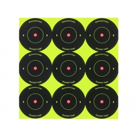 "Birchwood Casey Shoot-N-C® 2"" Bull's-eye Target"