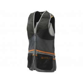 "Beretta schietvest ""Full Mesh"" Black&Grey"