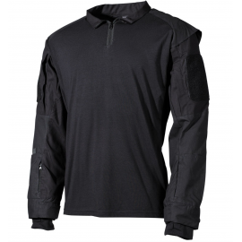 US Tactical hemd, black