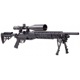 .22 Crossman Armada with Optics and Bipod
