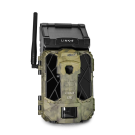 Wildcamera Spypoint LINK-S-Solar cellular trail cam