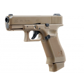 6mm GBB Airsoft pistool soft air GLOCK 19X TAN M-SLIDE