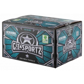 .68 PAINTBALLS BIO FILL GI Sportz 1