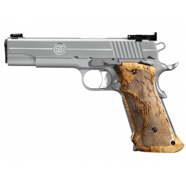 .45ACP Sig Sauer 1911 Stainless Supertarget