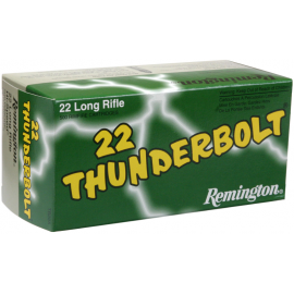 .22lr Kogelpatronen Remington 22 THUNDERBOLT®